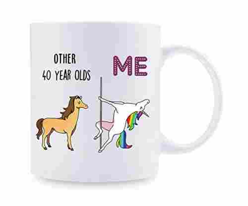 40th Funny Unicorn Cup