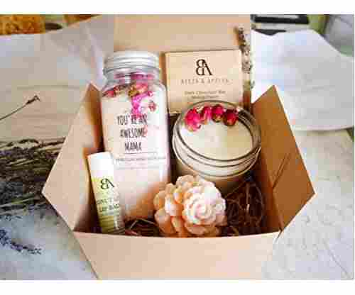 Spa Basket for Moms