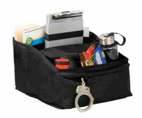 Patrol Car Seat Organizer
