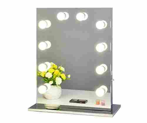 Make-Up Vanity Mirror with LED Lights