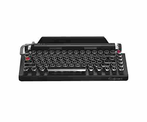 Qwerkywriter S Typewriter Retro Inspired Keyboard – Wired and Wireless