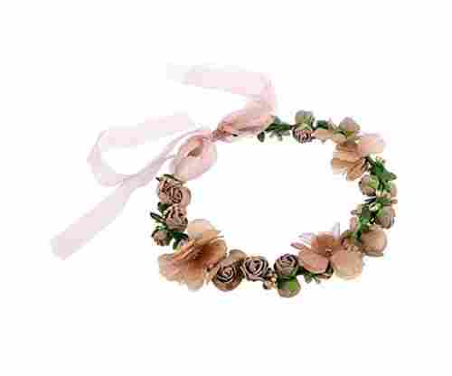 WINOMO Hair Wreath Floral Headband