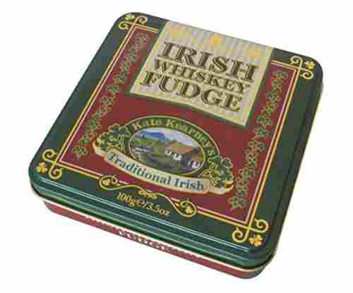 Kate Kearney Irish Whiskey Fudge In Tin