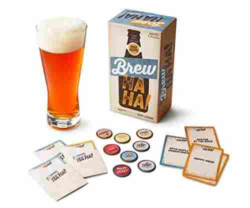 UNCORKED! Games Brew Ha Ha! The Crafty Game