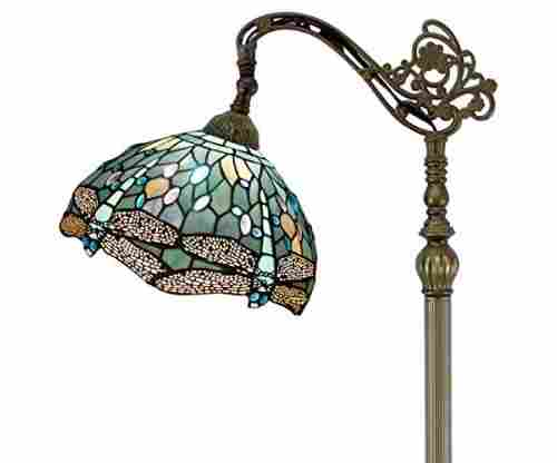 Tiffany Style Reading Floor Lamp
