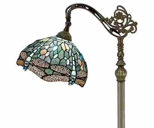 Tiffany Style Reading Floor Lamp