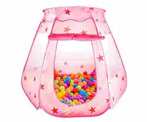 CASA MALL Kids Princess Play Tent (Foldable)