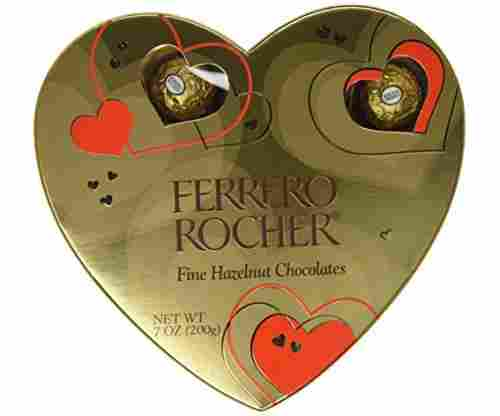 Ferrero Rocher Heart Gift Box