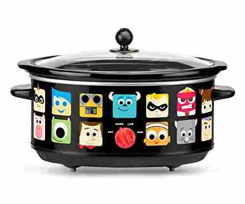 PIXAR Collection 7-Quart Slow Cooker