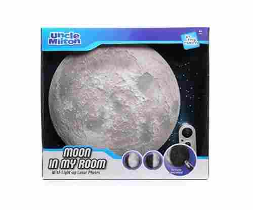 Uncle Milton Moon in My Room: Remote Control Wall Décor Night Light