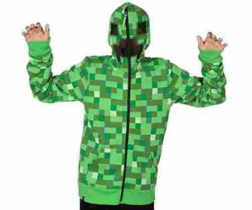 Minecraft Creeper Jacket