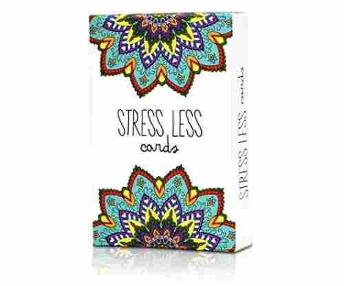 Stress Less Cards – 50 Mindfulness & Meditation Exercises