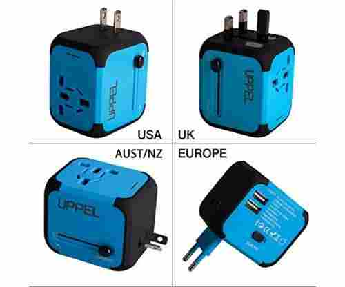 UPPEL Travel Adapter