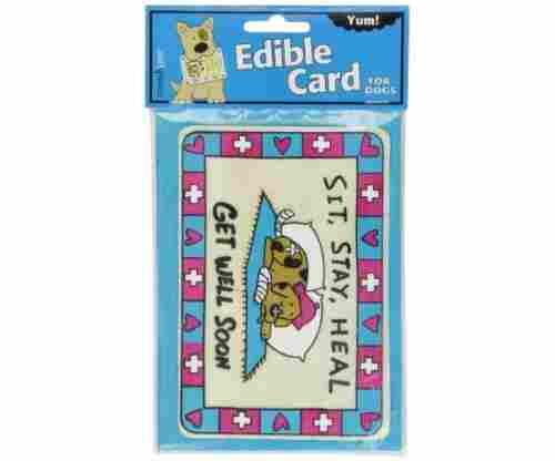 Crunchkins Edible Crunch Card