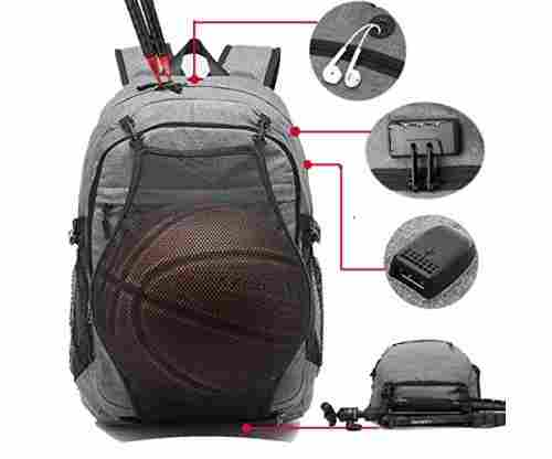 Laptop Sports Backpack