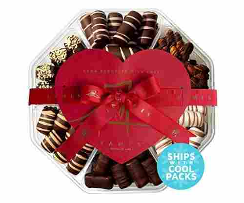 Chocolate Bliss Assortment Basket