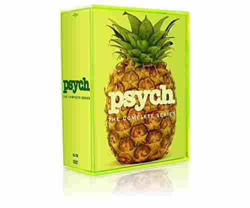 Psych: The Complete Series Limited Edition Set