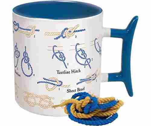 How To Knots Coffee Mug – Learn How to Tie Eight Different Knots