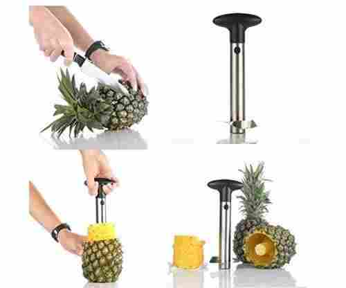 Stainless Steel Pineapple De-Corer
