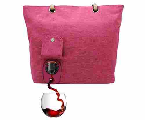 PortoVino City Wine Tote Bag