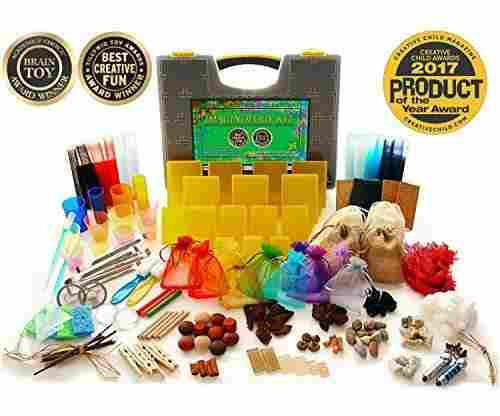 The Imaginology STEM Science Kit