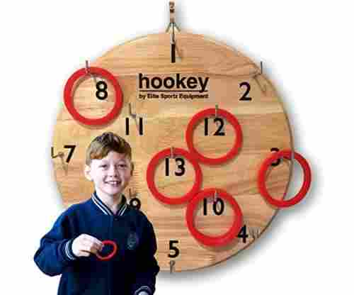 Elite Sportz Hookey Ring Toss Game