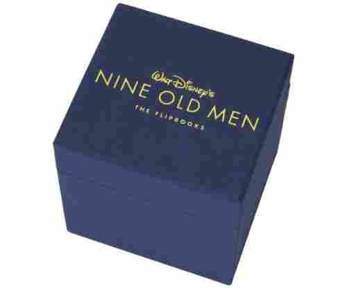 Walt Disney's Nine Old Men: The Flipbooks