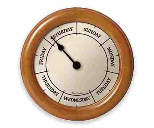 DayClocks Day Clock for Seniors!