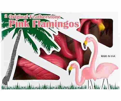 Featherstone Original Lawn Flamingos