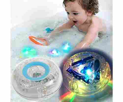 Light-up Waterproof Bath Toy
