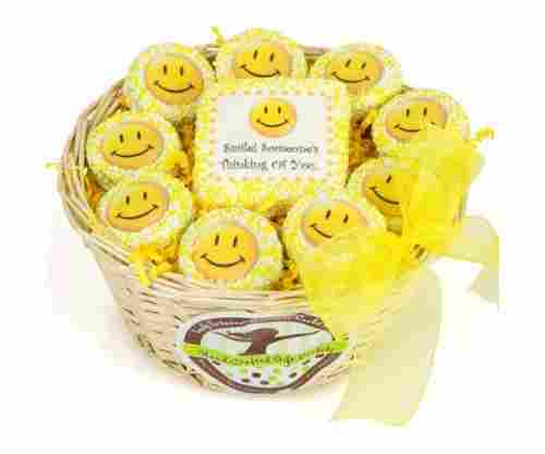 LOTS O' HAPPINESS Basket from Lady Fortunes