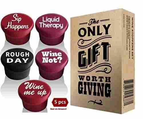 Vinaka Wine Stoppers
