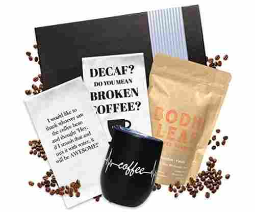 The Art of Gift Giving – Coffee Gift Basket