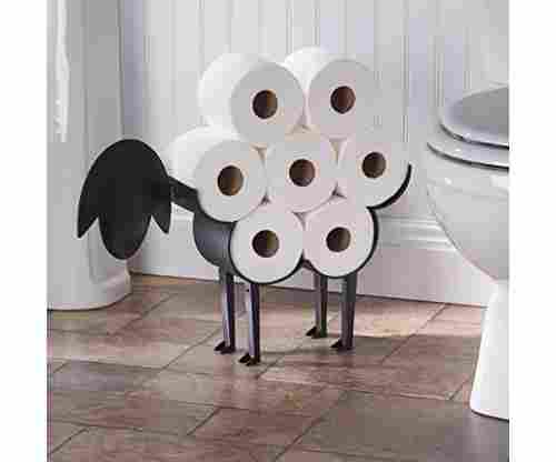 ART & ARTIFACT Sheep Toilet Paper Holder