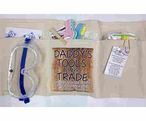 Daddy's Tools of the Trade – Diaper Changing Tool Belt