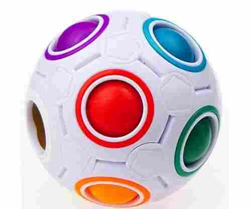 CuberSpeed Rainbow Ball Magic Fidget toy