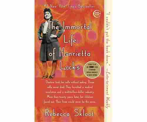 The Immortal Life of Henrietta Lacks: A Good Read