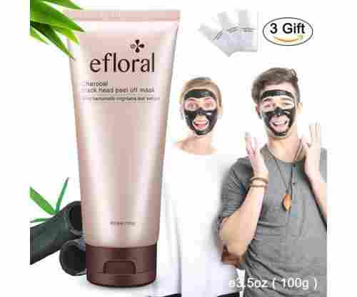 Efloral Charcoal Black Purifying Peel Off Face Mask