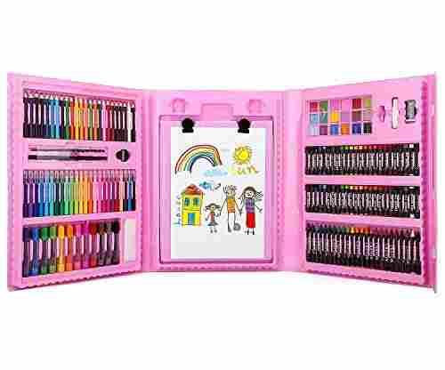 Zooawa Sketching and Drawing Handle Art Box