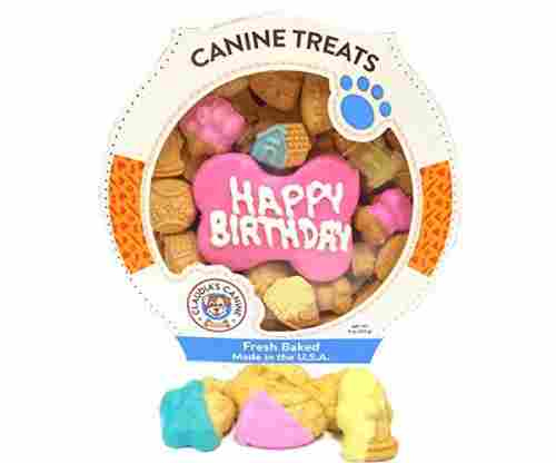 Claudia's Canine Bakery – Gourmet Happy Birthday Dog Treats