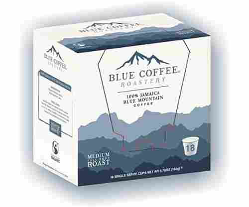 Blue Roaster Jamaica Blue Mountain Coffee