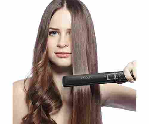 OLAXER EB501 Hair Straightener: Anti-Hair Damage
