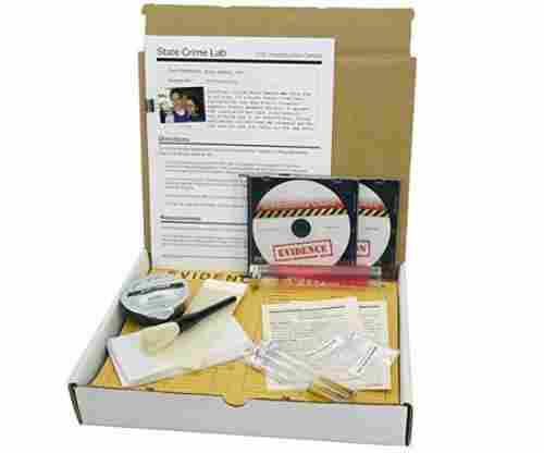 forensic science kit the missy hammond case
