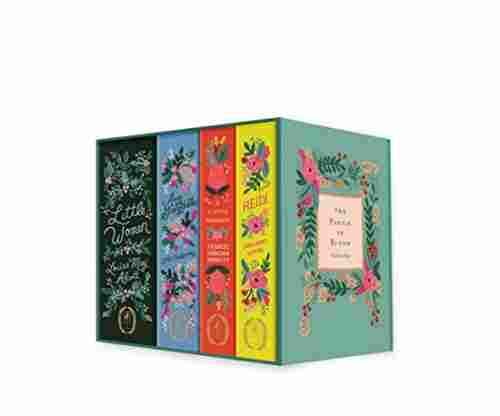 The Puffin in Bloom Collection Hardcover