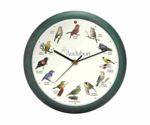 """Wildly"" Original Singing Bird Clock"
