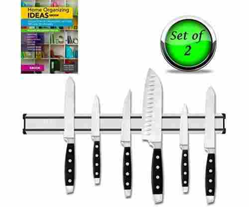 Magnetic Knife Rack and Holder