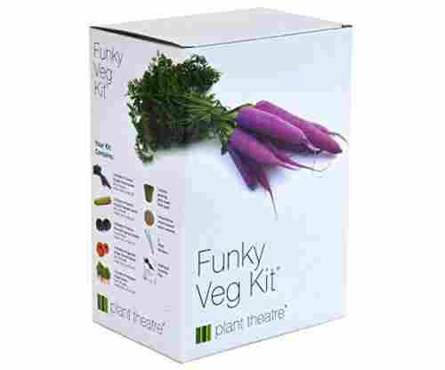 Plant Theater FUNKY VEG KIT Gift Box