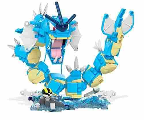 Mega Construx Pokemon Gyarados Fully Reviewed