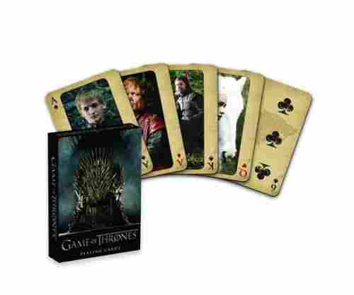 Dark Horse Deluxe – Game of Thrones Playing Cards