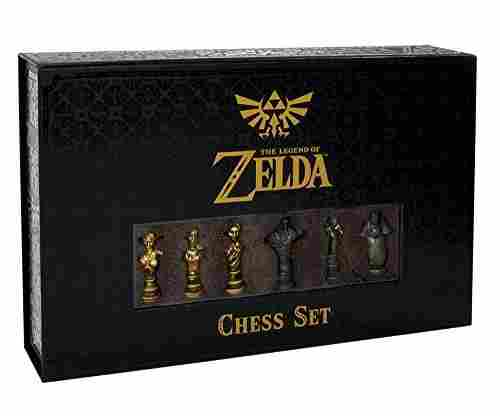 USAopoly The Legend of Zelda Chess Set